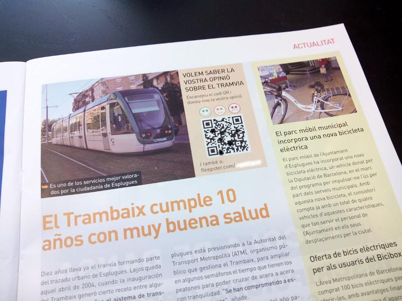 Encuesta caritas Esplugues de Llobregat